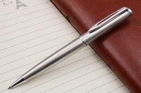 187 stal nierdzewna metal srebrny kawałek strzałka pisanie długopis w Długopisy kulkowe od Artykuły biurowe i szkolne na