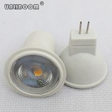Foco LED SMD MR11 GU4 de 3W, foco pequeño de 240LM, 3LED, 2835 de diámetro, 35MM, 12V de CA/CC y 24V de CC, luz LED para taza