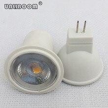 Petit projecteur de projecteur, 3W SMD LED MR11 GU4, lumière, 240lm, 3led s, 2835 Dia, 35MM, 12V, AC/DC et 24V DC tasse à LED