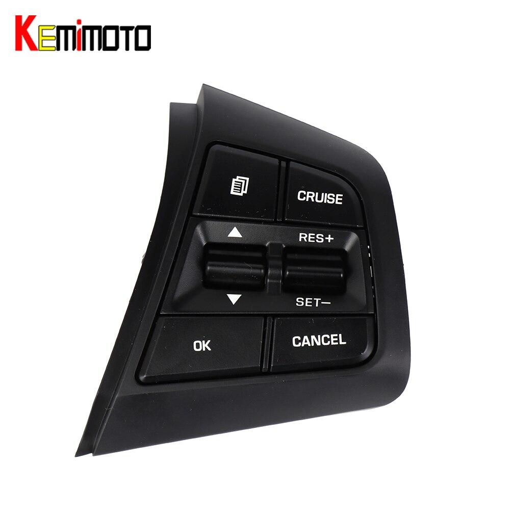 KEMiMOTO 1 stück 96710C9000 Für Hyundai creta ix25 2.0L Lenkrad Tempomat Tasten Auf der Rechten Seite 96710-C9000