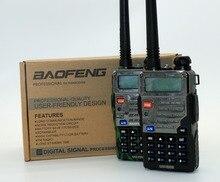 2pcs Baofeng UV-5RE Walkie Talkie Dual Brand UV 5RE CB Radio 128CH VOX Flashlight Portable FM UV-5R Series UV5R Transceiver