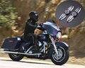 Caso para Harley Touring Softail FATBOY Deslizante garfo cobre medalhões FLHX DESLIZE DA EXPLOSÃO Superior
