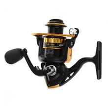 ФОТО high quality spinning fishing reel 9 bearings 5.5 : 1 high performance fishing spinning reel baitcasting reel handle