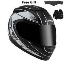 Best Sales Safe full face font b helmet b font motorcycle font b helmet b font