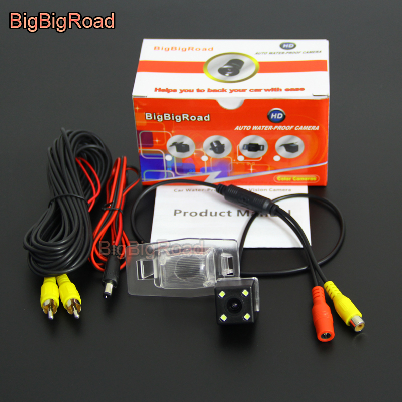 BigBigRoad камера заднего вида для Haima FREEMA/Family 323 M5 M8 S3 Haima7 Haima 7 Happin/для Mazda MPV 2000-2006