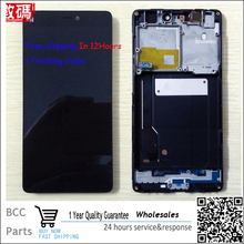 100% Original NEW For xiaomi MI 4c Mi4c LCD disply+Touch screen Panel Digitizer with frame +best quality&in stock!