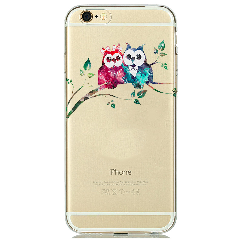 iphone 7 plus phone cases owl