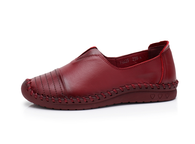 De Des Plus Mode Chaussures Conduite La En Gktinoo gris Souples Cuir Femmes Véritable Taille rouge Casual Appartements Dames jaune Noir Mocassins Enceinte C7qnSwd6g