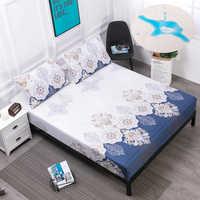 14 farbe Wasserdichte Matratze Decken Solide Ausgestattet Blatt mit Elastische Band Hohe Qualität Matratze Schutz Abdeckung Air-Durchlässigen