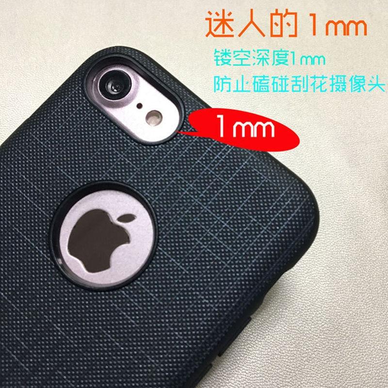 untuk kasus telepon IPhone7 pola kain kasus kulit fashion semua - Aksesori dan suku cadang ponsel - Foto 3