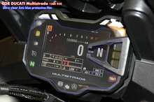 Km table Protection Film for DUCATI Multistrada1200 950 protective film wear-resistant anti-ultraviolet Anti-blue light