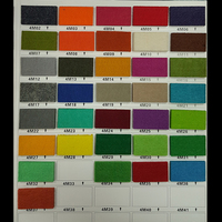 4mm Thick Handmade DIY Material Non Woven Cloth Felt Fabric Goatswool Halberds Background Cloth 30X45cm