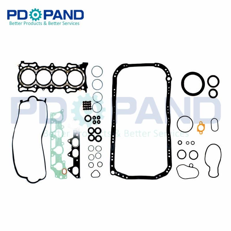 Fit 94-97 Honda 2.2L F22B1 SOHC VTEC Engine Cylinder Head Gasket Set kit motor