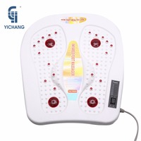 YICHANG Vibrator Relxation Foot Massager Noiseless Infrared Acupuncture Electric Kneading Massager for Health Care Device