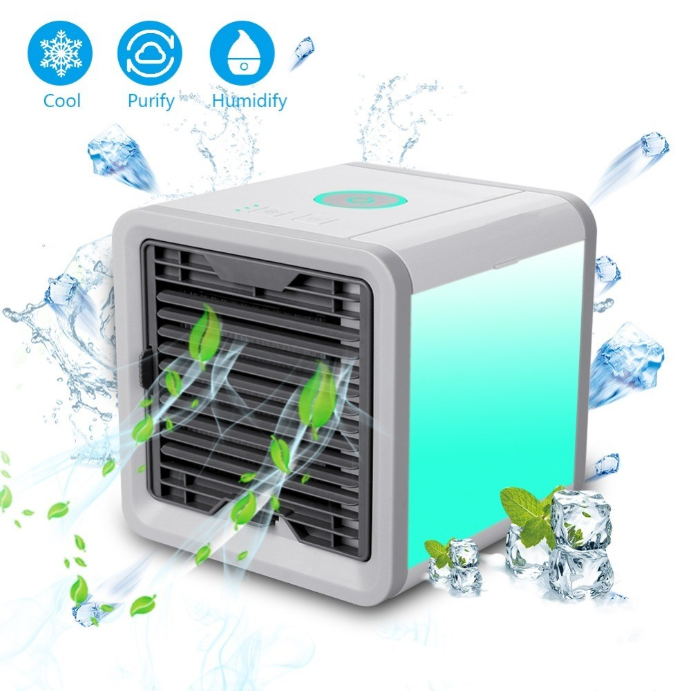 Portable Mini Air Conditioner – for Home, Office 5