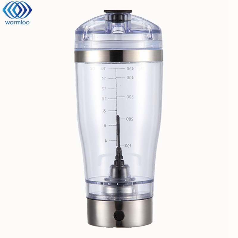 USB Electric Mixing Cup Rechargeable Portable Vortex Mixer Auto Blend Cup Protein Shaker Bottle Vegetables Fruit Juice Blender  350ml electric protein shaker auto stirring mug blender lazy self stir tornado nutrition mixer bottle cup fitness portable