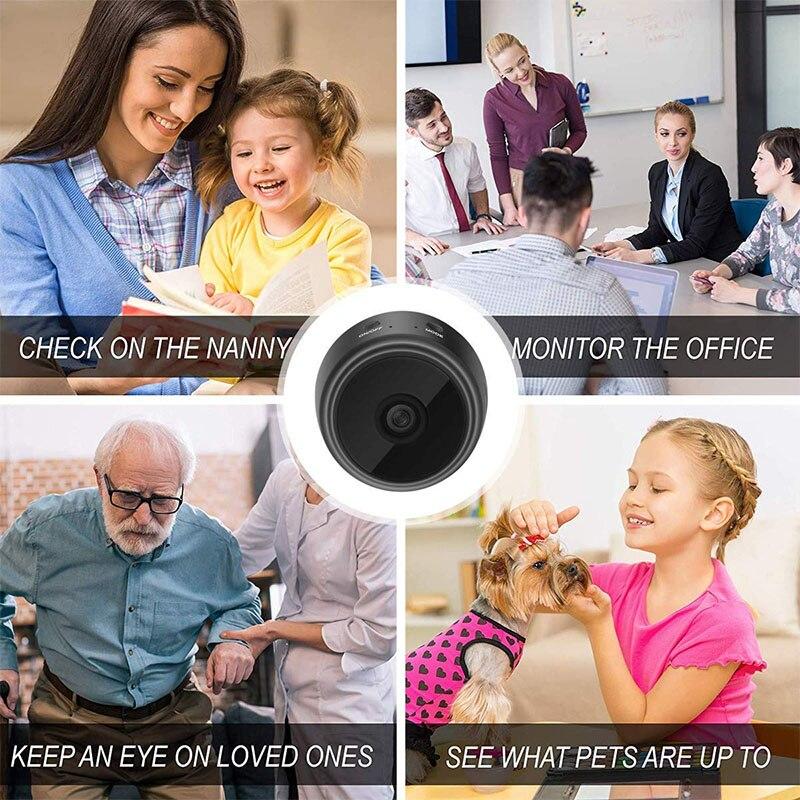 wifi mini camera 126