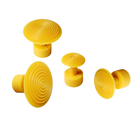 4pcs Yellow Tabs