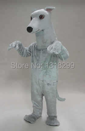 mascot Greyhound Dog mascot costume fancy dress custom fancy costume cosplay theme mascotte carnival costume