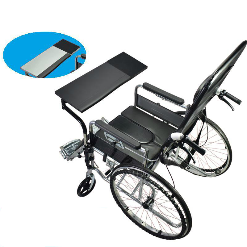 Simple Dining Table Board Wheelchair Laptop Table Multifunction Adjustment Board Lifted Rotated Tray Deformity Writing Desk