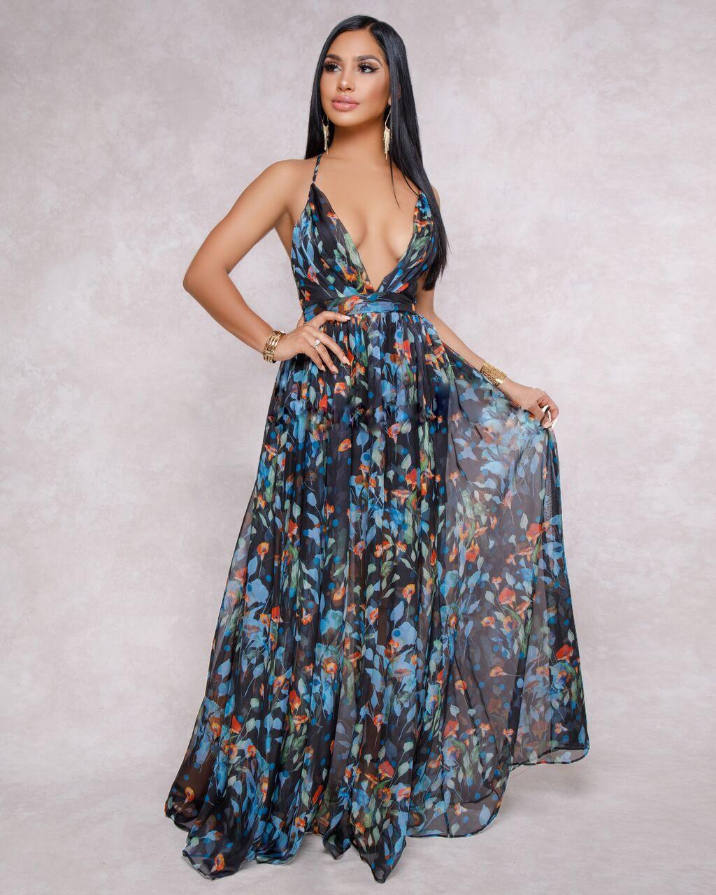a3cf15736cfb1 Boho Dresses For Women Summer Style Amazon Long Dresses Bohemian ...