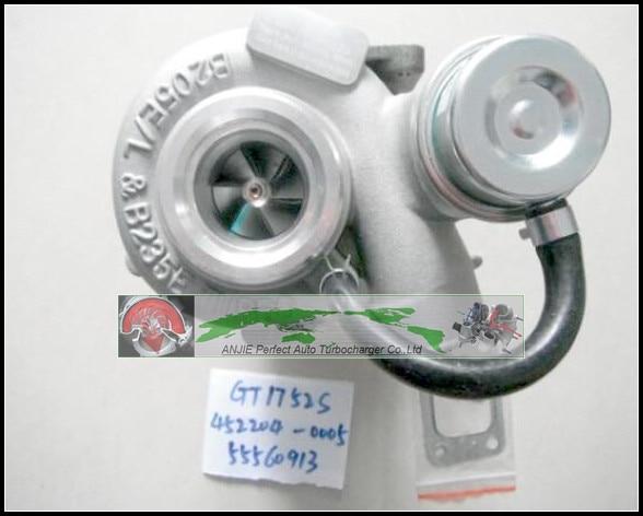 Turbo For SAAB 9-3 9-5 2.3T 1997-05 B235E B235R B205E 2.0L 2.3L GT1752S 452204 452204-0005 452204-5005S 452204-0003 5955703 free ship gt1752s 452204 452204 0004 9172123 55560913 turbo turbine for saab 9 3 9 5 2 0t 2 3t b235e b205e b205l 2 0lpt 2 3lpt