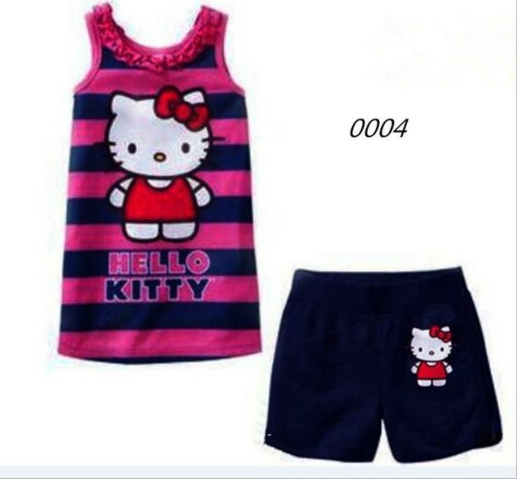 Popular Hello Kitty Pajamas Kids-Buy Cheap Hello Kitty Pajamas ...