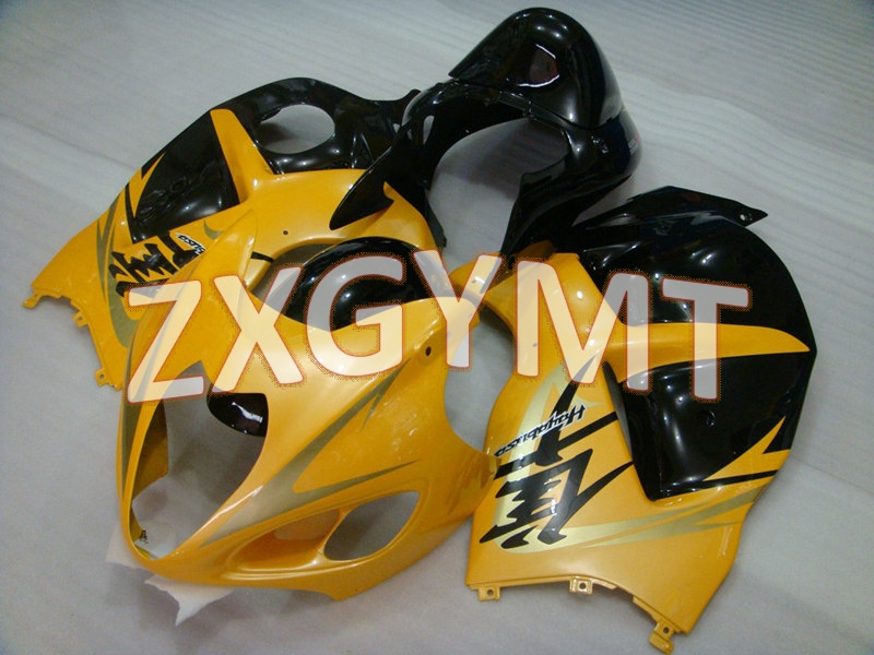 Bodywork GSXR 1300 2000 Plastic Fairings Gsx 1300R 99 00 Fairing Kits For Suzuki GSXR1300 1997 - 2007