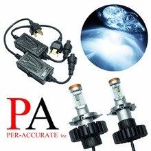 Pa 1 компл. х h4 hb2 9003 160 Вт для philips зэс комплект светодиодных фар привет/lo луч мощность лампы 6500 К