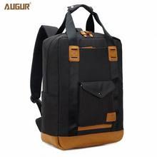 6e66fb28222fb Augur wodoodporna Oxford Nylon Unisex plecaki mężczyźni torba na laptopa  Mochila Masculina torby szkolne bagażu dla