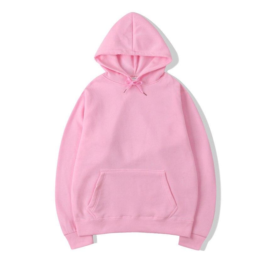 Kostenloser versand Marke paris Männer und frauen Hooide Horn-knopf-mantel einfarbig hoodie hohe qualität Warme herbst freizeit männer unisex pullover hoodies