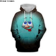PLstar Cosmos Emoji Ahegao funny lovely Kawaii 3D Hoodies/Sweatshirt long sleeve Men Women Newest streetwear Harajuku fashion-23