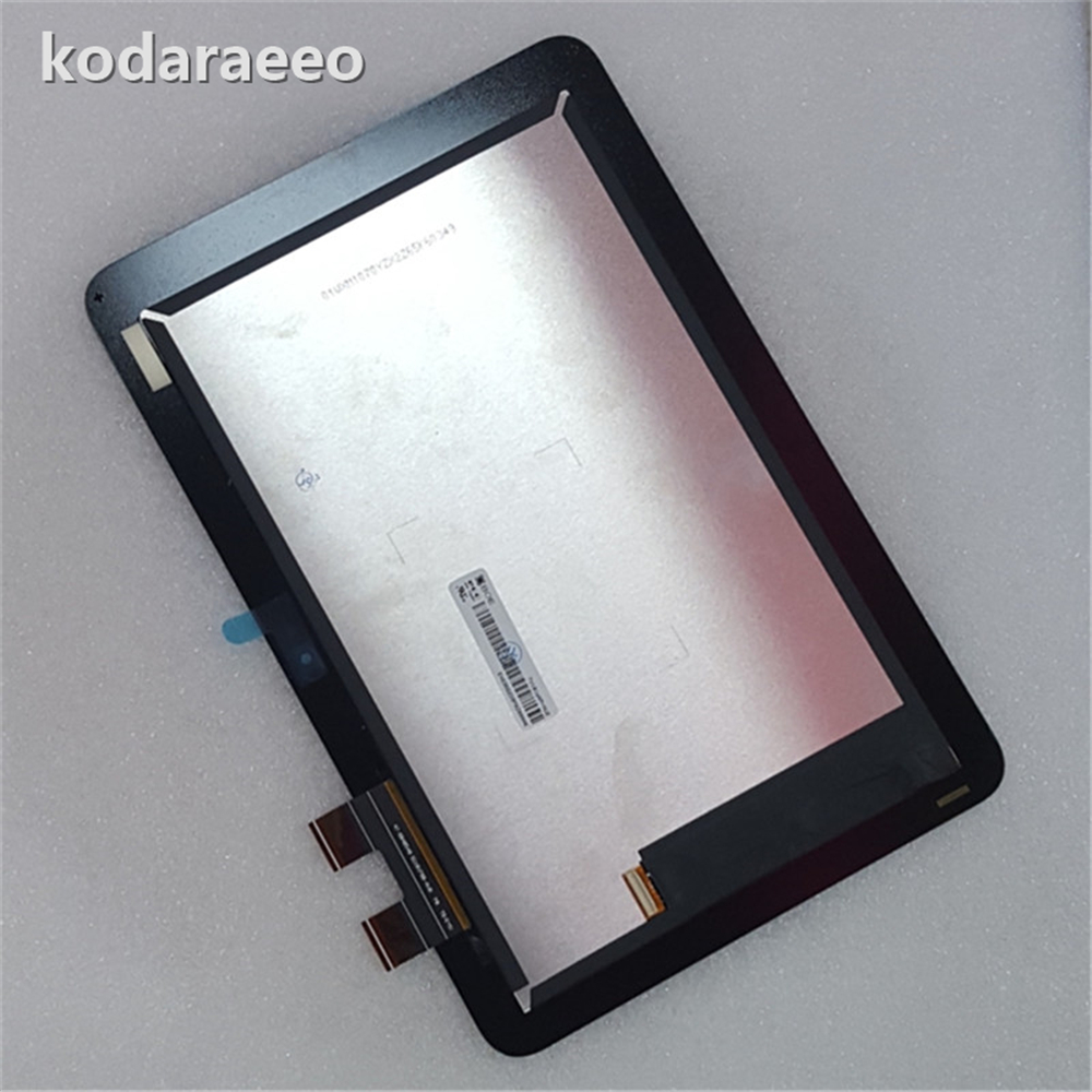 kodaraeeo Touch Screen Digitizer Glass Panel with LCD Display Assembly Part For ASUS Transformer Mini T102HA Replacement kodaraeeo touch screen digitizer glass panel with lcd display assembly part for asus transformer mini t102ha replacement