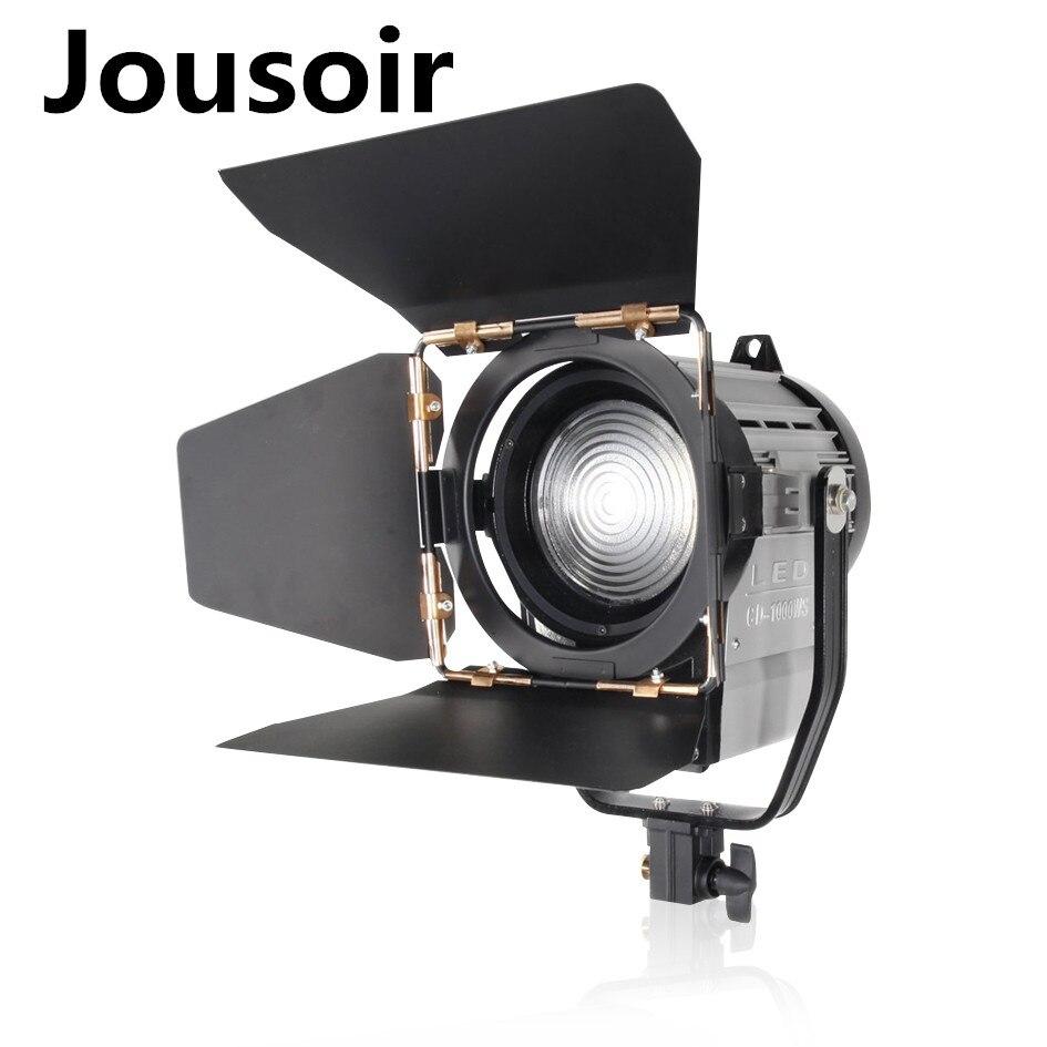 Dimmable Bi-couleur LED Studio Fresnel spot Light 3200/5500 k pour Studio Caméra Photo vidéo Équipement CD15