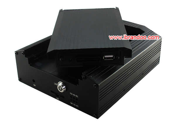 6 Pcs Kamera Mdvr Kit 8 Channel HDD 960H Mobil DVR Kit untuk Bus Gratis Pengiriman