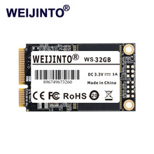 WEIJINTO mSATA SSD 120GB 240GB 64GB 128GB 256GB 480GB 512GB 1 to Mini SATA disque dur interne solide 32GB pour serveur d'ordinateur portable(China)