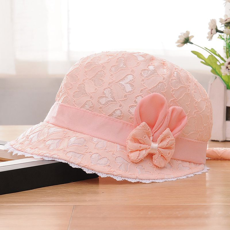 baby girl baseball hat font lace sun cap tumblr