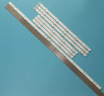 "8pcs/set New Led Strip for LG Innotek Pola2.0 39"" A B Type Pola 2.0 39LN5100 39LN5400 39LN5300 HC390DUN-VCFP1 - DISCOUNT ITEM  18% OFF Consumer Electronics"