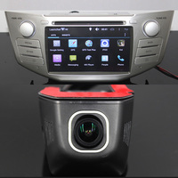 AutoRadio Android 6.0 Quad-core Car DVD 1080P free Car DVR Canbus ,1.7ghz 16gb 3G WIFI for lexus rx300,rx330,rx350,rx400h
