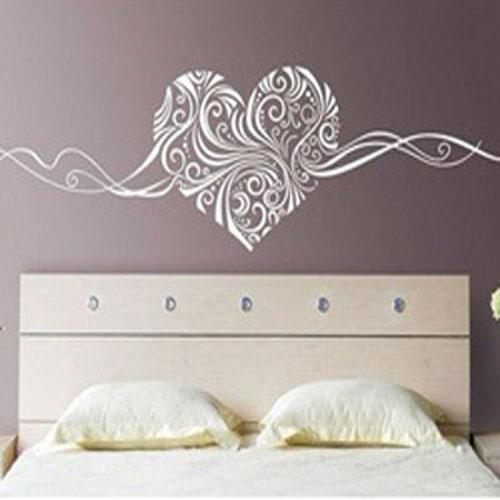 Stickers chambres dcoration murale pour les chambres - Stickers muraux chambre adulte ...