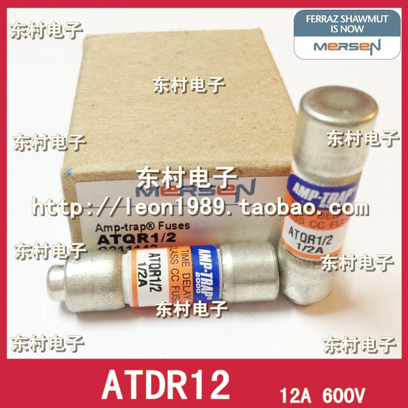 French MERSEN fuse Roland FERRAZ AMP-TRAP fuses ATDR12 12A 600V платье french connection french connection fr003ewhuq37