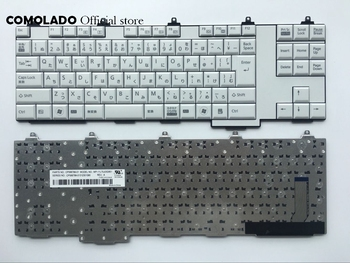 JP Japanese Keyboard For Fujitsu Lifebook AH572 white Laptop Keyboard JP Layout блуза jp jp mp002xw1ha1y