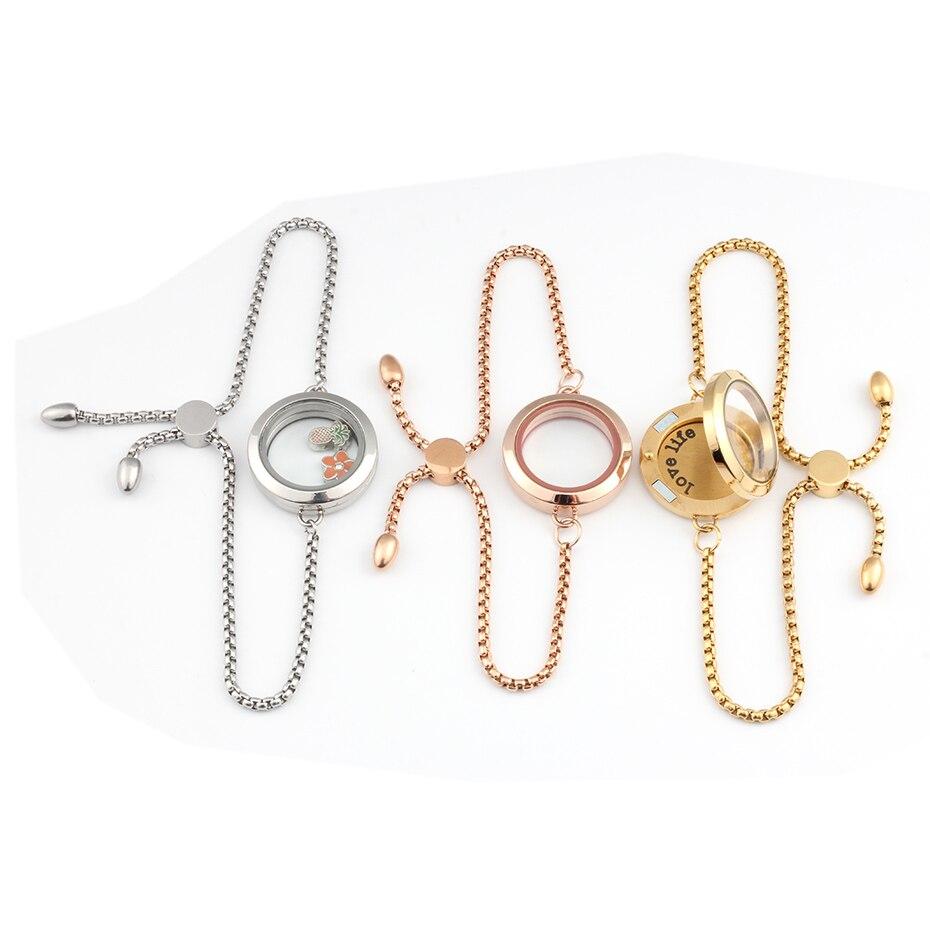 2 FREE Origami Owl Charm Stones Floating Locket Charm Leather Wrap Bracelet