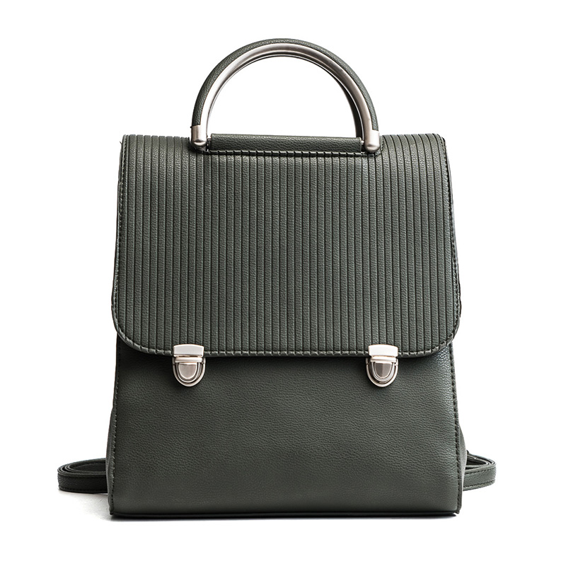 knapsack Double shoulder bag pack 2018 new tide girl backpack spring summer new student fashion casual han edition female bag