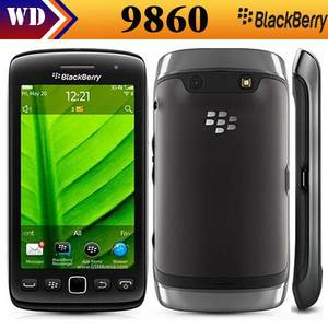 "BlackBerry 9860 GPS Wi-Fi 5.0MP 3.7 ""TouchScreen 3G Unlocked Refurbished Phone"