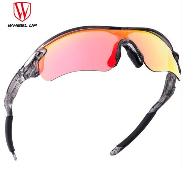 aa92f124f6 WHEEL UP PC Full Coating Sport Sunglasses Polarized Outdoor Bicycle Glasses  Waterproof Coating UV400 Driving Bicycle