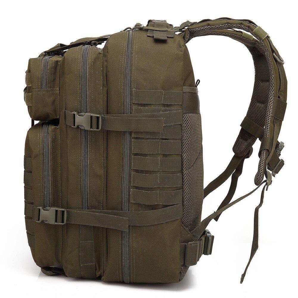 45L grande capacité homme armée tactique sacs à dos militaire assaut sacs en plein air 3 P EDC Molle Pack pour Trekking Camping sac de chasse - 2
