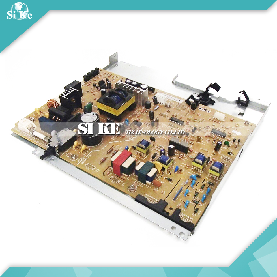ФОТО LaserJet  Engine Control Power Board For HP 2200 2200D RG5-5564 HP2200 HP2200D RG5-5563 Voltage Power Supply Board