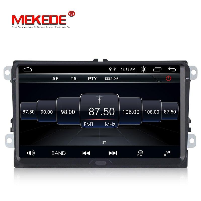 9 ''tactile complet un din lecteur multimédia de voiture pour VW pour skoda Passat B6/B7/B5/ CC/Transporteur T5/sharan/touran/polo TIGUAN