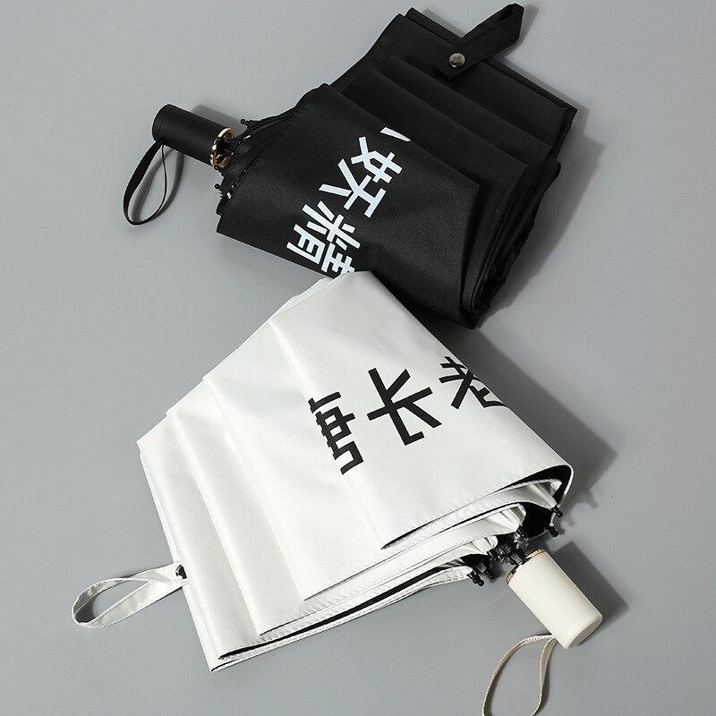 Designer de Leprechaun YS203 Umbrella Mulheres Chuva